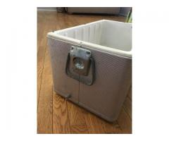 Vintage Aluminum Cooler in St  Peters, St  Charles County