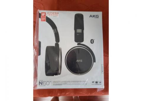AKG Wireless noise cancelling headphones