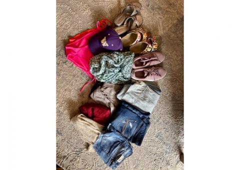 Spring/Summer teen clothing bundle #1