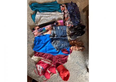 Spring/Summer teen clothing bundle #2